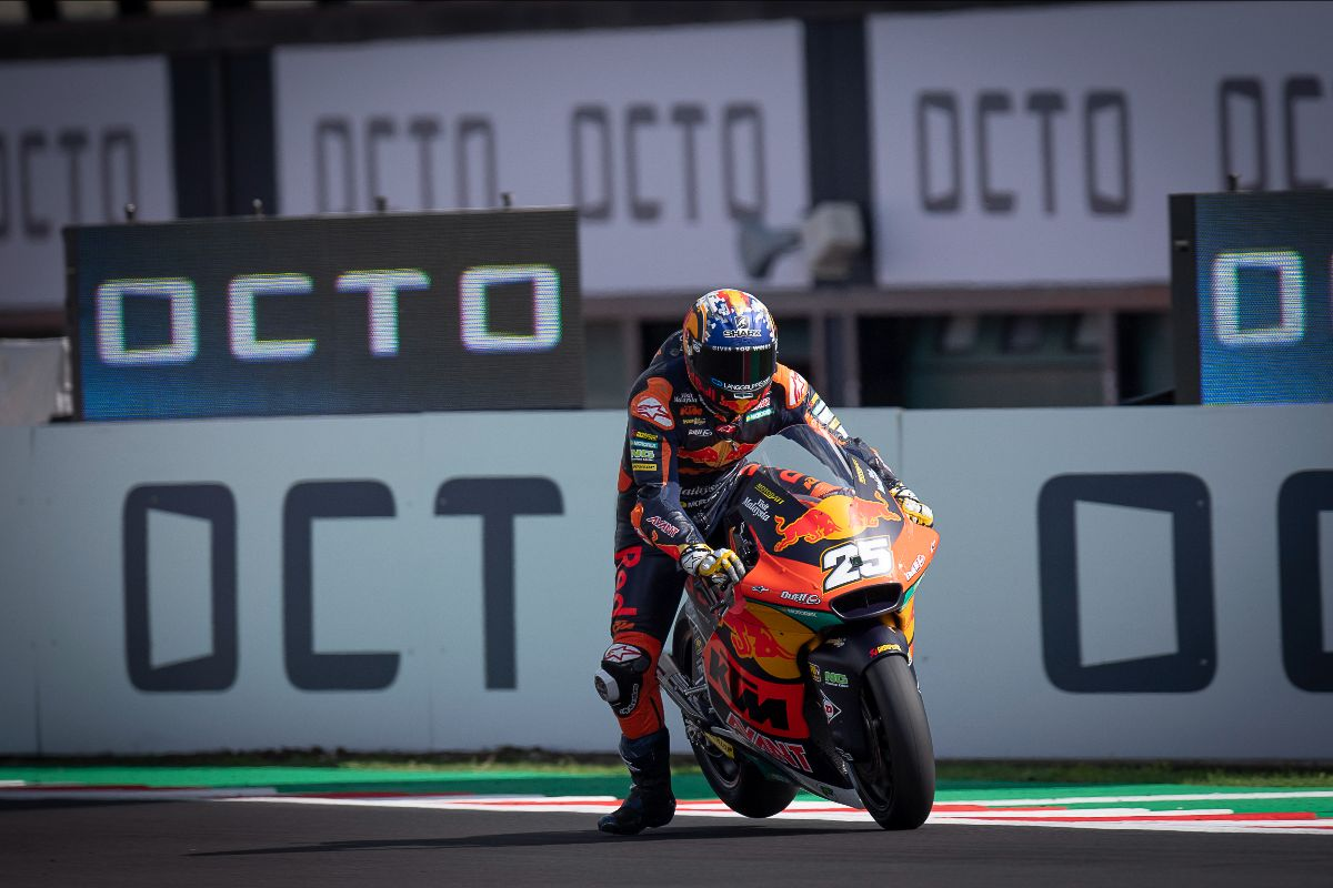 Raul Fernandez Hits Another Rookie Milestone With Pole At Misano