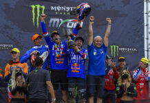 Team Italy Fight Their Way To Victory In Mantova At 2021 Motocross Of Nations