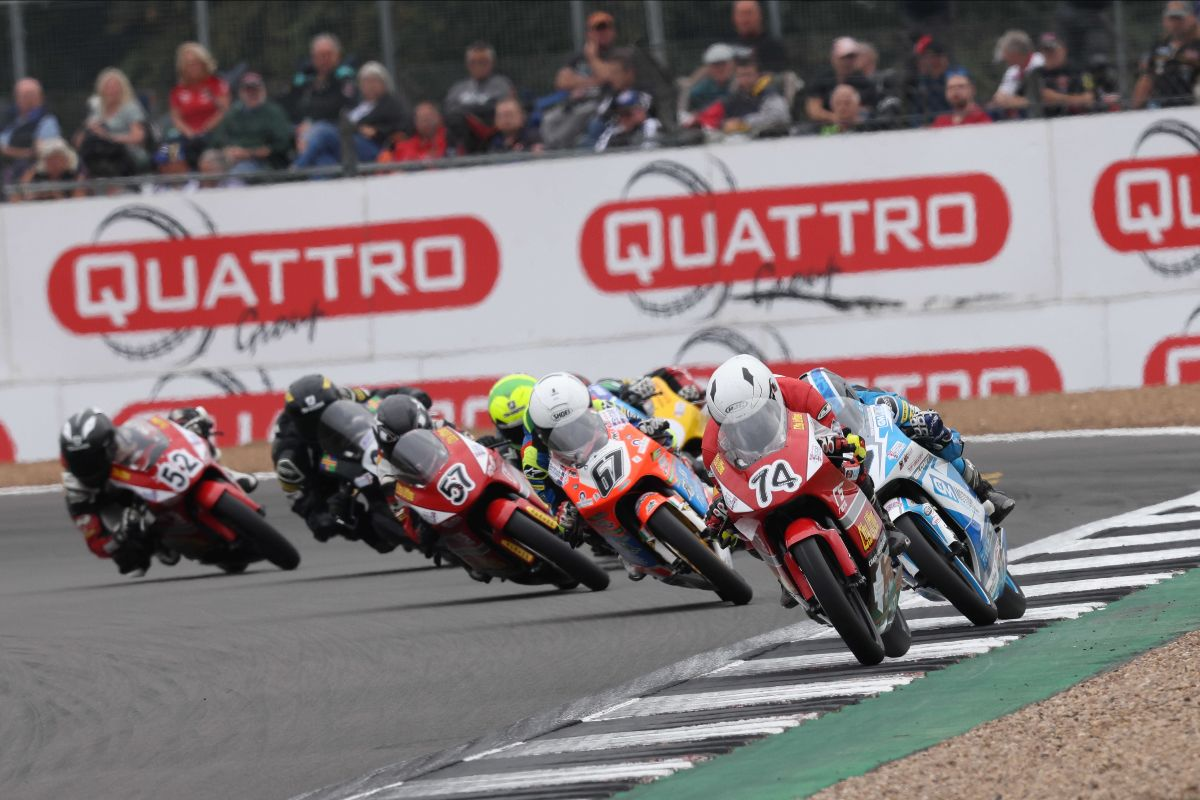 The Final Stand: The Honda British Talent Cup Returns To Donington
