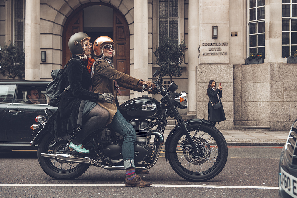 Triumph Motorcycles And The Distinguished Gentleman's Ride Renew Their Partnership For Five More Years