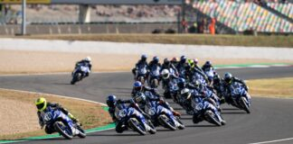 Yamaha R3 Blu Cru European Cup To Go Down To The Wire
