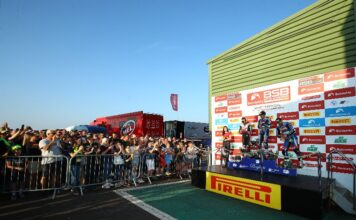 En Riders Set For Title Fighter Decider As Mackenzie Wins The Pirelli Race Of Ace