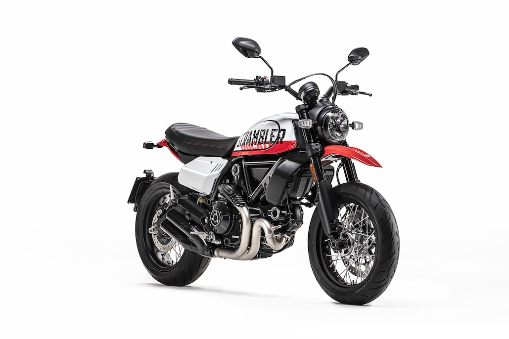 Ducati Scrambler Reveals The New Models For 2022 To Its Fans