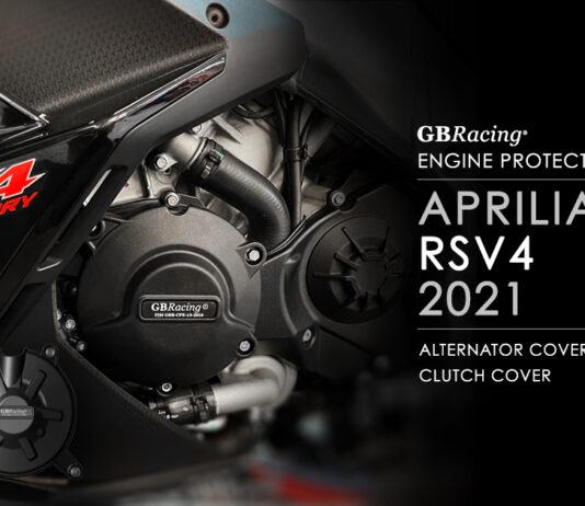 Gbracing Launches New Bmw And Aprilia Products