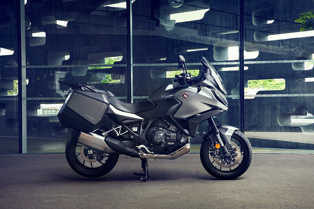 Honda's Nt1100 Ushers In A New Touring Era For 2022