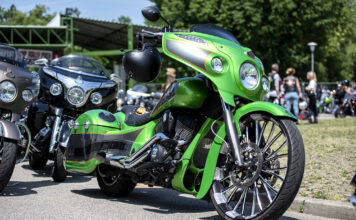 Irf 2022 Custom Indian Motorcycle Show