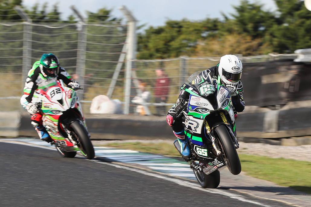 Kilkenny's Richie Ryan Lifts Record Fourth Dunlop Masters Superbike Title