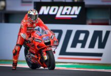 Miller Leads The Charge At Misano, Bagnaia 8th And Quartararo 16th