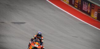 Raul Fernandez Continues To Rule The Roost In Moto2