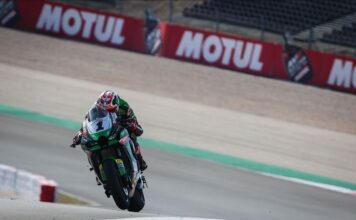Rea Leads Krt 1-2, Gerloff Flies High And Honda Show Strength On Day One At Portimao